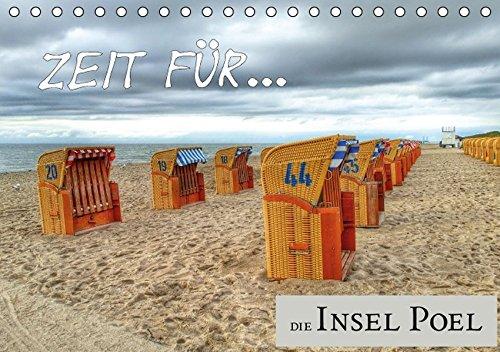 Zeit für... die Insel Poel (Tischkalender 2017 DIN A5 quer): Die Insel Poel, eine Oase für Naturliebhaber in der Wismarer Bucht (Monatskalender, 14 Seiten) (CALVENDO Natur)