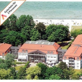 Wellness Kurzurlaub Ostsee Boltenhagen 3 Tage 4 Sterne Seehotel 2 Pers Gutschein